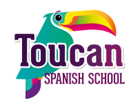 Toucan Spanish Colombia Logo